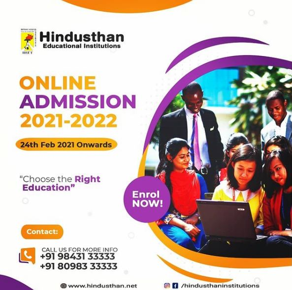 Hindusthan graphic design course